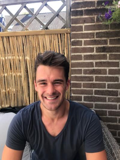 Jesse Peele zoekt een Kamer in Utrecht